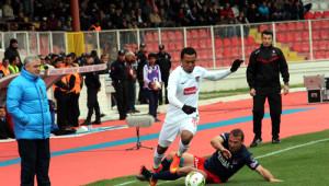 Mersin İdmanyurdu: 0 - Gaziantepspor: 1 (İlk Yarı)