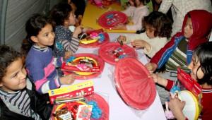 Sivas'tan Suriyeli Mültecilere Yardım