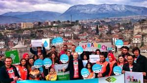 Safranbolu Belediyesi ve Tema Vakfı Dünya Su Günü Etkinliğinde Buluştu