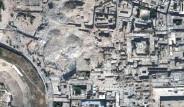Suriye'nin 4 Yıldaki Korkunç Değişiminin Uydu Görüntüleri