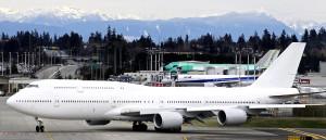 Boeing 747'yi Uçan Saraya Dönüştürdüler