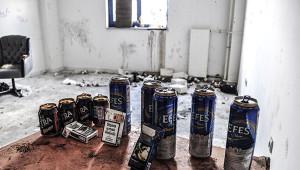 Depremzedeler İçin İnşa Edilen İş Merkezinin Son Hali Korkutuyor
