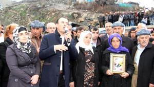 Uludere'de Katırların Öldürülmesine Tepki