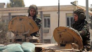 Esad'ın Kadın Askerleri