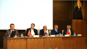 Gaziantep Kent Konseyi Toplandı