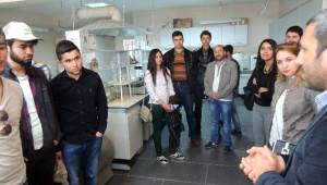 İslahiye Myo Öğrencileri Gübretaş Tesislerine Teknik Gezi Düzenledi