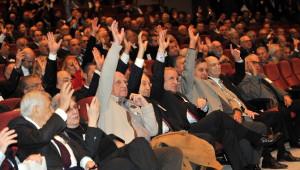 Galatasaray'ın Yıllık Olağan Genel Kurul Toplantısı Başladı
