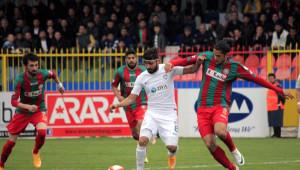 Diyarbakır Büyükşehir Belediyespor-Kırklarelispor: 3-1