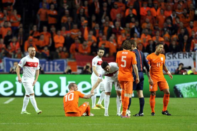 Hollanda: 1 - Türkiye: 1