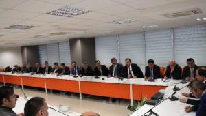 AK Parti İlçe Belediye Başkanları Toplantısı