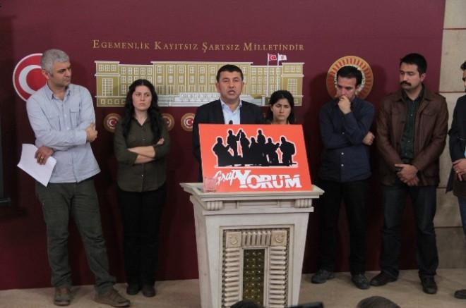 CHP'li Ağbaba'dan Grup Yorum'a Destek