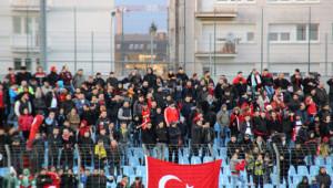 Lüksemburg: 1 - Türkiye: 1 (İlk Yarı)