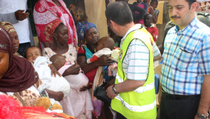 Time To Help Hidrosefali'li Ailelere Yardım Etti.