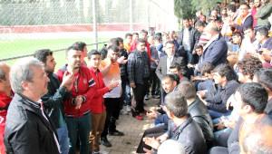 Adanaspor Başkanı Akgül'den Sitem