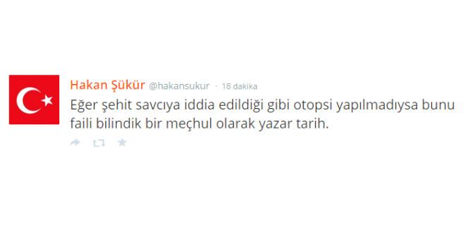 Savcı Mehmet Kiraz'ın Ardından Ünlüler Ne Dedi