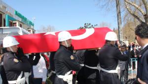 Şehit Savcının Cenazesi Eyüp Sultan Camii'ne Getirildi