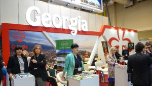 14. Azerbaycan Uluslararası Turizm ve Seyahat Fuarı Başladı