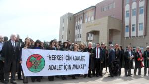 Manisa Baro Başkanı Arslan: Yargının Üzerinden Elinizi Çekin