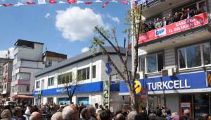 CHP Sakarya İl Binasında Şiddet Mağduru Kadınlar İçin Özel Oda Ayrıldı