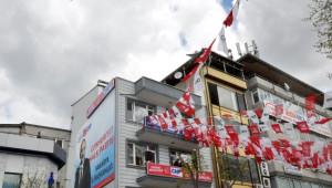 CHP Sakarya Teşkilatı'nın Yeni Binasının Açılışı Yapıldı