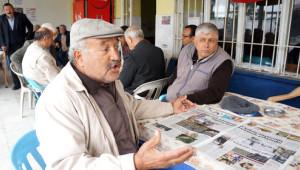 Denizli Tosunlar'da Kahvehanede Siyaset Yasağı İddiası