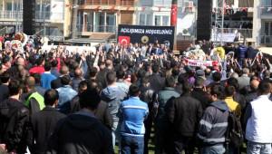 Memleketçi Sanayici İşadamları Derneği İzmir Şubesi Açılışında İzdiham