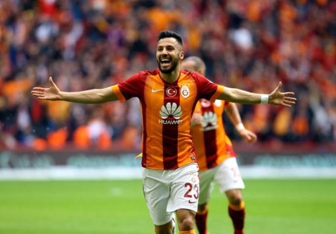 Galatasaray: 1 - Kardemir Karabükspor: 0 (İlk Yarı)