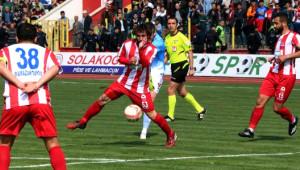 Kahramanmaraşspor-Bandırmaspor: 1-0