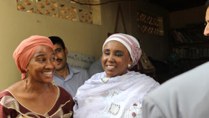 Time To Help'ten Gine'de Zihinsel Engellilere Yardım