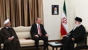 Hamaney, Erdoğan'ı Kabul Etti