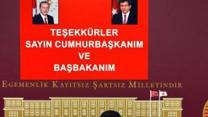 AK Parti Ağrı Milletvekili Çelebi'den 'Teşekkür' Afişli Veda