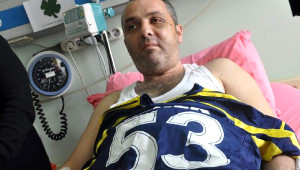 Fenerbahçe Yönetiminden Yaralı Şoför Ufuk Kıran'a Ziyaret