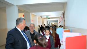 Adilcevaz'da Tübitak Bilim Fuarı Açıldı