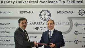 Kto Karatay Üniversitesi ve Medicana İşbirliği