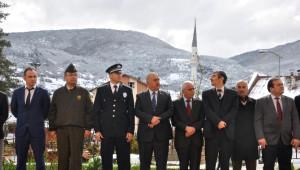 Pınarbaşı'nda Polis Haftası Kutlamaları