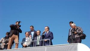 AK Parti Milletvekili Adayı Turan Lapseki'de