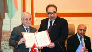 Künib Üyesi Üniversitelerin Azerbaycan Üniversiteleriyle İşbirliği Gelişiyor