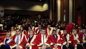Nevşehir Üniversitesi'nden Makedonya Cumhurbaşkanı'na Fahri Doktora