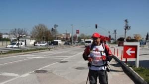 Otizmli Çocuklar İçin Yalova'ya Yürüyor