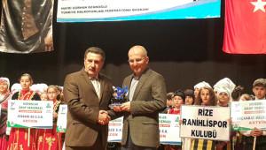 Türkiye Halk Oyunları Grup Yarışmaları Neticelendi
