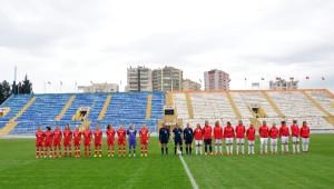 UEFA U17 Kızlar Avrupa Şampiyonası Elit Tur 1. Grup Karşılaşmaları