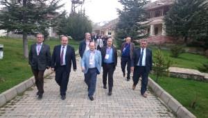 Yeşilyurt Belediyesi Gazetecileri Ağırladı