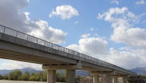 Çardak Köprüsü Tamamlandı