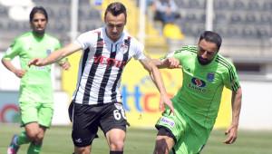 Manisaspor: 0 - Gaziantep Büyükşehir Belediyespor: 2
