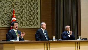 Cumhurbaşkanı Erdoğan: Provokasyon Varsa Bu Devletin Değil, Terör Örgütünün Güdümündeki Partinin...