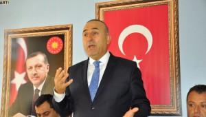 Dışişleri Bakanı Çavuşoğlu'dan Kadın Üzerinden Siyaset Çıkışı Açıklaması