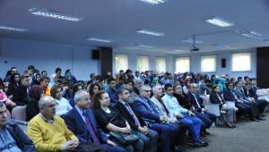 Gazeteci Şaban Abak, Beü'de Karakoç'u Anlattı