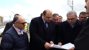 TOKİ Başkanı Turan Erzurum'da…