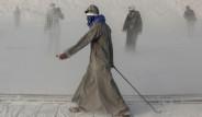 Mısır Çölündeki Cehennem Hayrete Düşürüyor