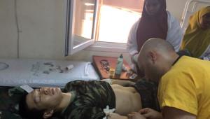 Patlamada Yaralananlar, Türk Hayırseverlerin Hastanesinde Tedavi Altına Alındı
